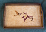 Marquetry Trays